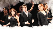 Chicago Debut  Marco Zunino and cast