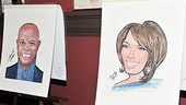 After you've traveled to The Mountaintop to see Samuel L. Jackson and Angela Bassett, make sure to head to 44th Street to see their caricatures on the wall at Sardi's!