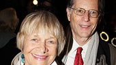Nice Work if You Can Get It star Estelle Parsons and her husband Peter Zimroth are excited for Porgy and Bess.