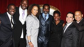 Porgy and Bess  Derek Fordjour,  Gregory Generet, Tamara Tunie, Norm Lewis, LaChanze, Mario Cantone and Jerry Dixon