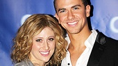 Fresh from starring in Ghost in London, Caissie Levy and Richard Fleeshman are thrilled to be in NYC to reprise their roles as sweethearts Molly Jensen and Sam Wheat. 