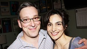 Jeremy Shamos and Annie Parisse play two very different married couples in acts one and two of this Pulitzer Prize-winning play.