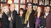 Other Desert Cities- Jon Robin Baitz, Judith Light, Stacy Keach, Stockard Channing, Rachel Griffiths and Justin Kirk
