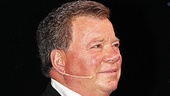 Opening Night of Shatners World: We Just Live in It  William Shatner