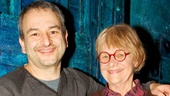 Joe DiPietro, is excited to work with Oscar winner Estelle Parsons on his new musical Nice Work if You Can Get It.