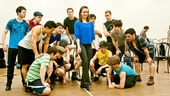 Newsies- Kara Lindsay