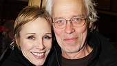 Original Broadway cast member Charlotte d'Amboise and hubby and fellow Tony nominee Terrence Mann revisit Carrie after 25 years.