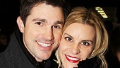 Its an Urban Cowboy reunion for Matt Cavanaugh and Jenn Colella!