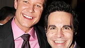 Linda Lavin at the Vineyard Theatre Gala  Will Chase  Mario Cantone
