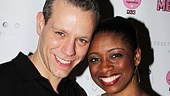 Congratulations, Adam and Montego! Be sure to see this dynamic duo live at the Shubert Theatre.