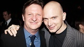 Once opening night  Andy Taylor  Michael Cerveris   