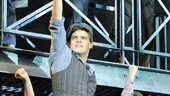 Show Photos - Newsies - Jeremy Jordan - Andrew Keenan-Bolger - cast