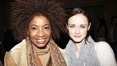 Love, Loss and What I Wore – Closing Night – Adriane Lenox – Alexis Bledel