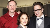The Lyons Meet and Greet – Mark Brokaw – Linda Lavin – Nicky Silver
