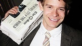 Newsies  Opening Night  Andrew Keenan-Bolger