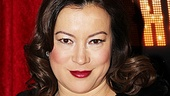 Don't Dress for Dinner star Jennifer Tilly can't pass up an opportunity to see End of the Rainbow on her night off.