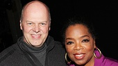 Oprah Visits Memphis  Randy Adams - Oprah Winfrey 