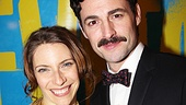 Elena Roger and Max von Essen are excited for the big night.