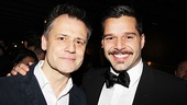 Evita  Opening  Michael Grandage- Ricky Martin