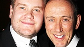 One Man star James Corden and director Nicholas Hytner couldn't wait to reunite after their first collaboration on The History Boys.