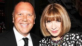 One Man, Two Guvnors opening night  Michael Kors  Anna Wintour