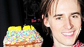 Reeve Carney 29 Birthday at Spider-man – Reeve Carney