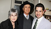 A Streetcar Named Desire opening night – Matthew Saldivar and family