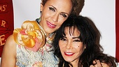 Nicole Ari Parker and Daphne Rubin-Vega share their Streetcar sister-ly love with the cameras.