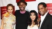 A Streetcar Named Desire opening night  Nicole Ari Parker  - Wood Harris  Daphne Rubin-Vega  Blair Underwood Nicole Ari Parker, Wood Harris, Daphne Rubin-Vega and Blair Underwood 