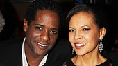 A Streetcar Named Desire opening night  Blair Underwood  Desiree DaCosta 