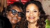 A Streetcar Named Desire opening night  Irene Gandy  Debbie Allen 