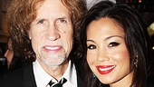 Ghost Opening Night  Glen Ballard  Natalie Mendoza