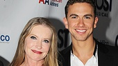 Lisa Niemi couldnt ask for a better man than Richard Fleeshman to bring her husband Patrick Swayzes unforgettable Ghost role to the stage. 