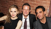 Ghost Opening Night  Nina Arianda  Will Chase  Bobby Cannavale 