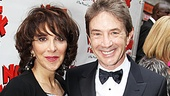 SCTV (and Broadway!) alums Andrea Martin and Martin Short reunite on opening night.