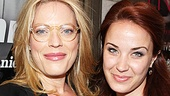 The Columnist Opening Night  Sherie Rene Scott - Sierra Boggess