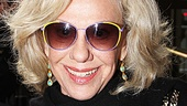 The Columnist Opening Night  Erica Jong 