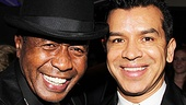 Leap of Faith Opening Night  Ben Vereen  Sergio Trujillo