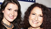 Leap of Faith Opening Night  Hannah Manchester - Melissa Manchester