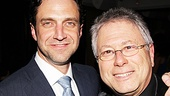 Together Raúl Esparza and composer Alan Menken give us something to believe in!