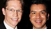 Leap of Faith Opening Night  Jack Noseworthy - Sergio Trujillo 