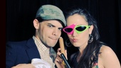 2012 Audience Choice Awards Photo Booth  - Jeremy Jordan – Laura Osnes