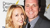 Drama Desk Awards 2012  Anna Camp  Michael Mosley
