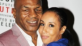 With his lovely wife Kiki, Mike Tyson is a lover...