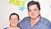 As You Like It Opening Night – Oliver Platt – Donna Lynne Champlin