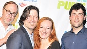 As You Like It Opening Night – Tony Trischka - Skip Ward - Tashina Clarridge - Jordan Tice