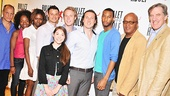 Bullet For Adolf Meet and Greet – Woody Harrelson - Marsha Stephanie Blake –Shamika Cotton –Lee Osorio – Shannon Garland - David Coomber – Brandon Coffey – Tyler Jacob Rollinson – Frankie Hyman - Nick Wyman