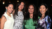 Yvonne Elliman at Jesus Christ Superstar  Yvonne Elliman with her family and friends