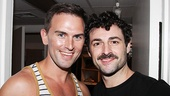 Original Jersey Boys star Daniel Reichard couldn't be happier for pal Max von Essen. The two worked together in 2010 at Ars Nova Celebrates Andrew Lippa.