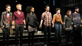 Rent Welcomes Anthony Fedorov – Margot Bingham – Taylor Trensch – Anthony Fedorov – Natalie Wachen – Josh Grisetti - Shaleah Adkisson – Emma Hunton – Nicholas Christopher